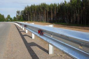 Защита от коррозии барьерных ограждений