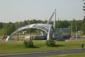 Защита от коррозии автозаправочной станции